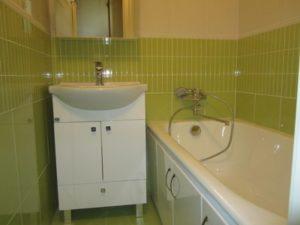 Ремонт ванной комнаты эконом-класса